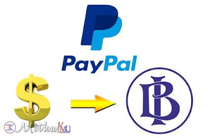 Cara Menambahkan Rekening Bank Lokal Indonesia di Paypal