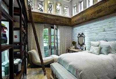 vintage bedroom painting ideas