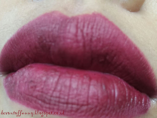 NYX Soft Matte Lip Cream Copenhagen