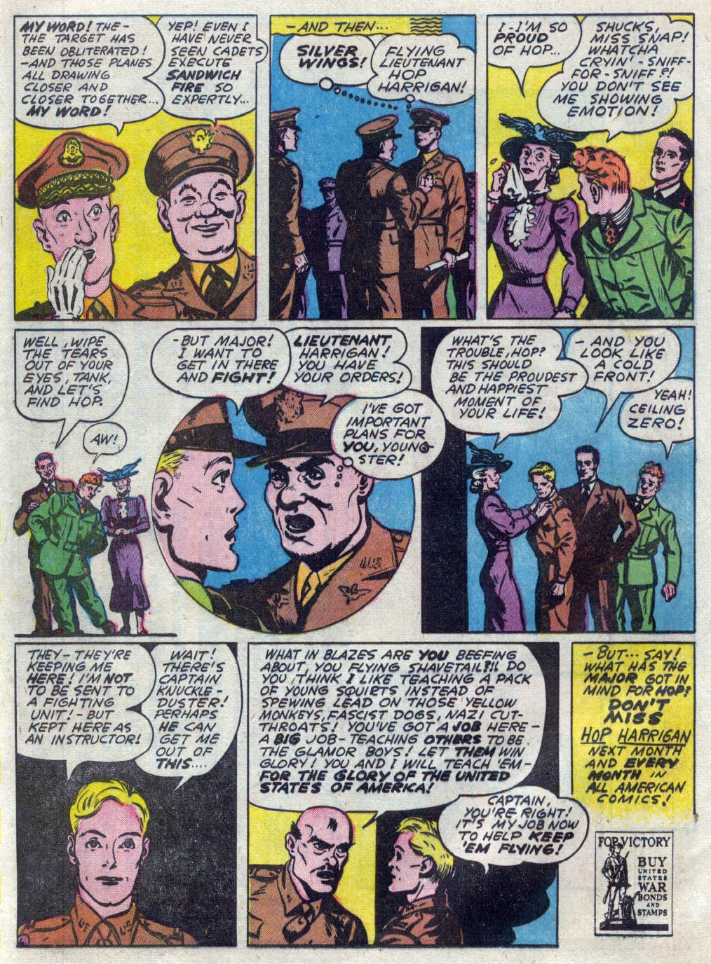 Read online All-American Comics (1939) comic -  Issue #45 - 31