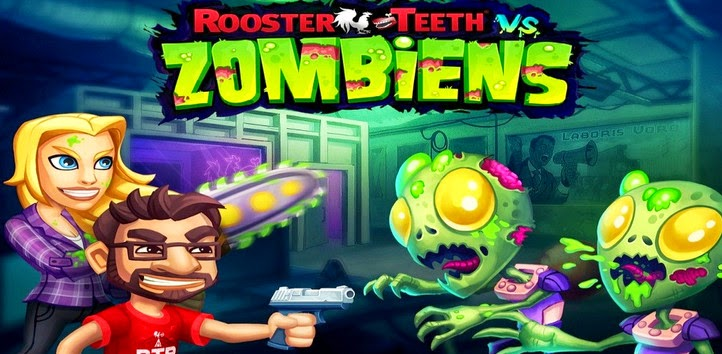 Rooster Teeth vs. Zombiens APK