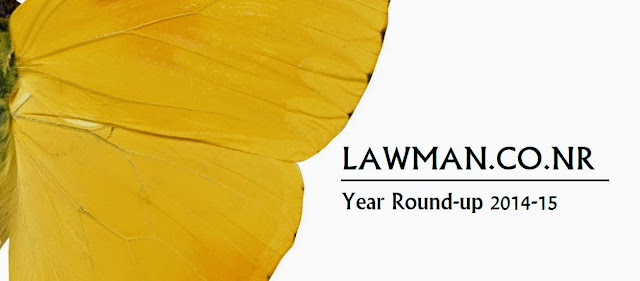 Download LAWMAN Year Roundup 2014-15