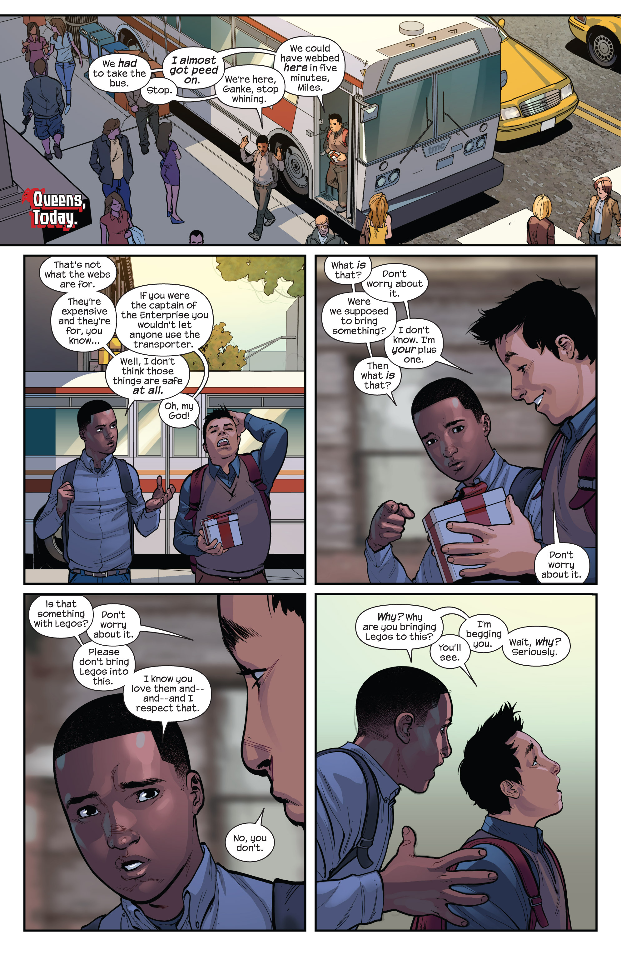Read online Ultimate Comics Spider-Man (2011) comic -  Issue #200 - 3