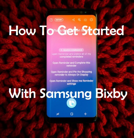 tips and tricks for getting started with Bixby Voice