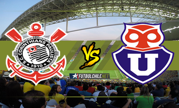 Ver stream hd youtube facebook movil android ios iphone table ipad windows mac linux resultado en vivo, online: Corinthians vs Universidad de Chile
