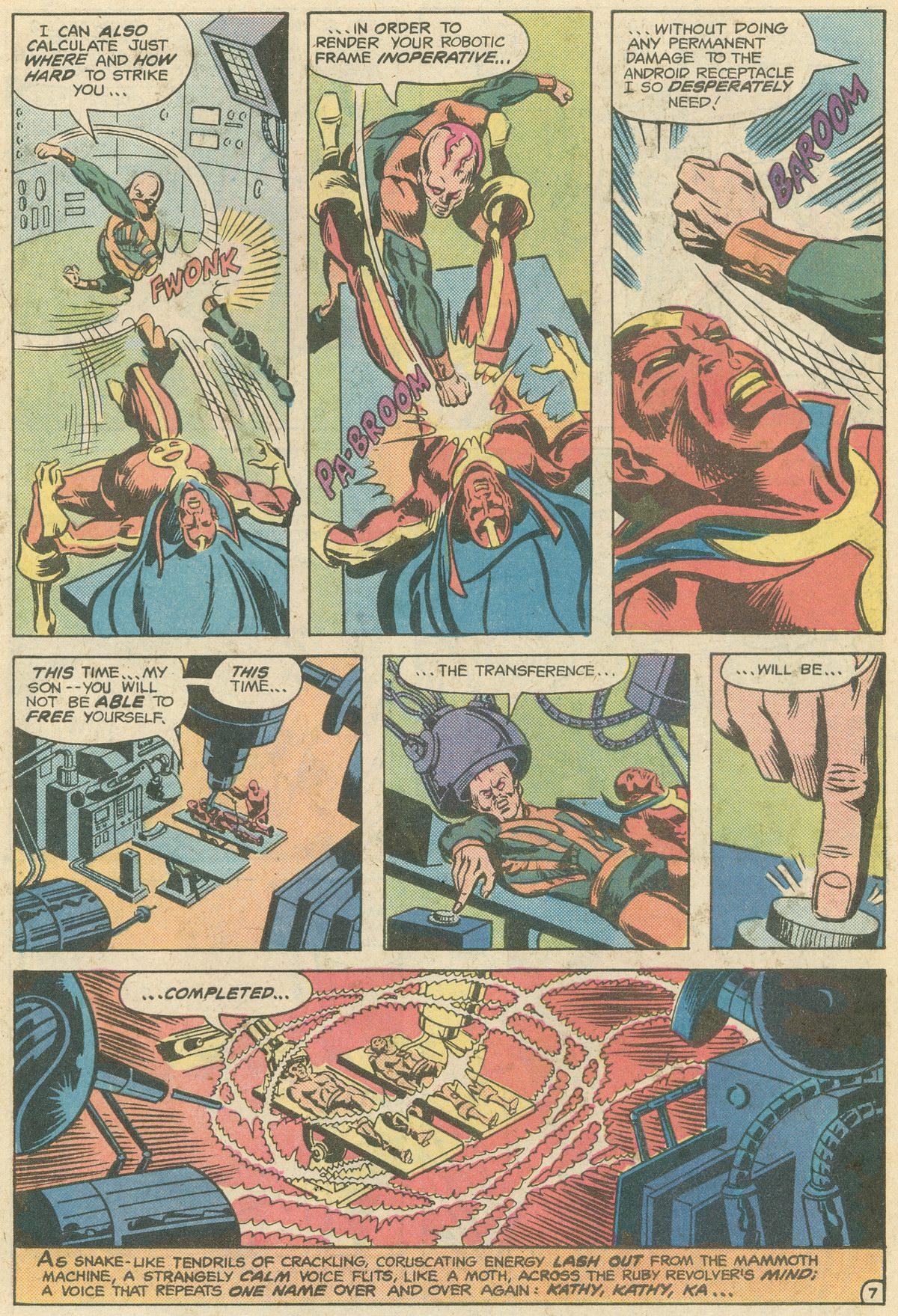 Read online World's Finest Comics comic -  Issue #267 - 31