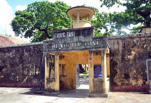 Trại tù Phú Hải nhà tù lâu đời nhất ở Côn Đảo