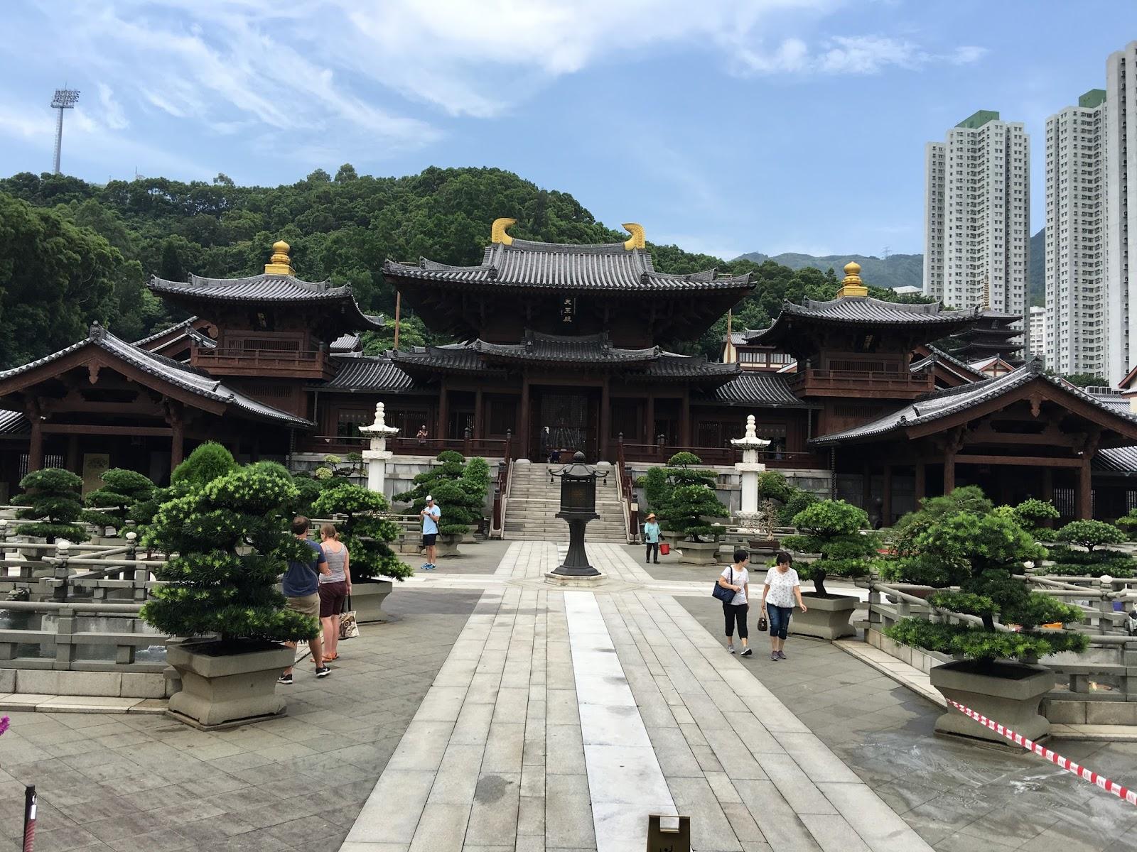 Chi Lin Nunnery Hong Kong - Aspiring Londoner