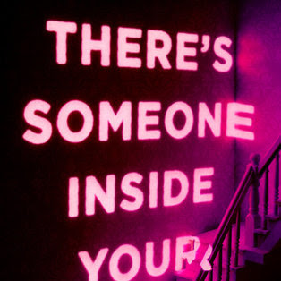 THERE'S SOMEONE INSIDE YOUR HOUSE - by Stephanie Perkins