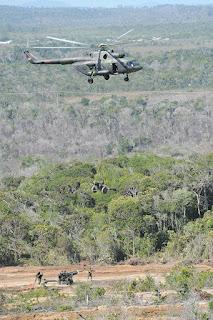 Latihan Taktis Antar Kecabangan TNI Angkatan Darat Tahun 2016 - Commando