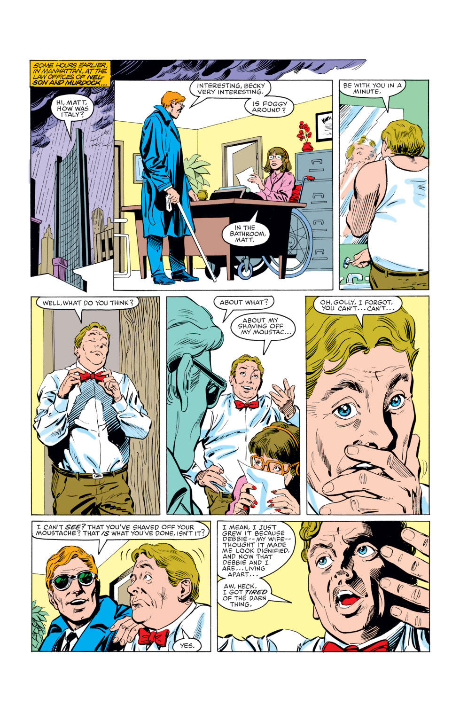Daredevil (1964) 222 Page 4