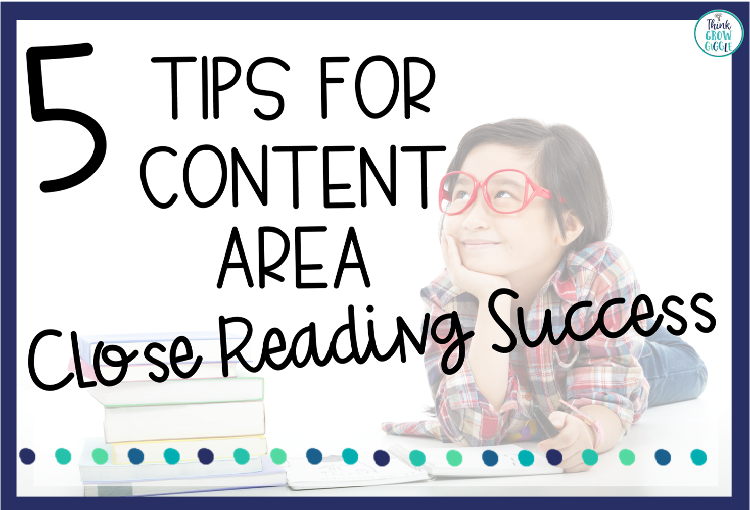 5 Tips for Content Area Close Reading Science