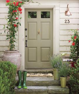 boja ulaznih vrata