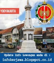 Lowongan Kerja Non CPNS Pemprov Yogyakarta