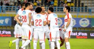 موعد مباراة الزمالك والداخلية الأحد 12-5-2019 ضمن الدوري المصري والقنوات الناقلة