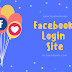 Facebook Login Website