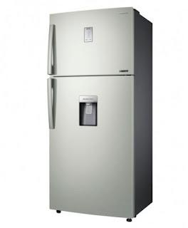 الثلاجة سامسونج 2 باب سعة 546 لتر