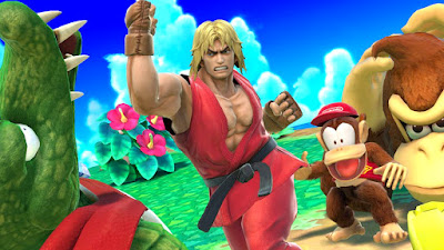 "Smash Bros. Ultimate Revealed Final Two Characters ""Ken"" & ""Incineroar"""