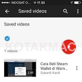Cara Nonton Video YouTube Gratis Tanpa Paket Data di iPhone, iPad dan iPod