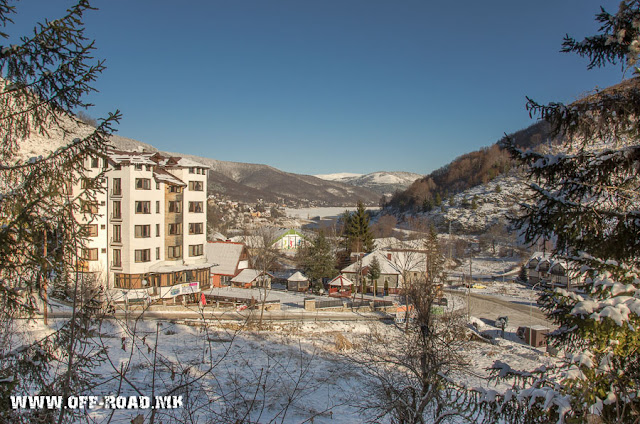 Mavrovo National park - Macedonia