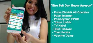 Tempat Master Dealer Pulsa Elektrik Termurah Indonesia