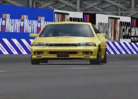 Subaru Legacy RS 1996