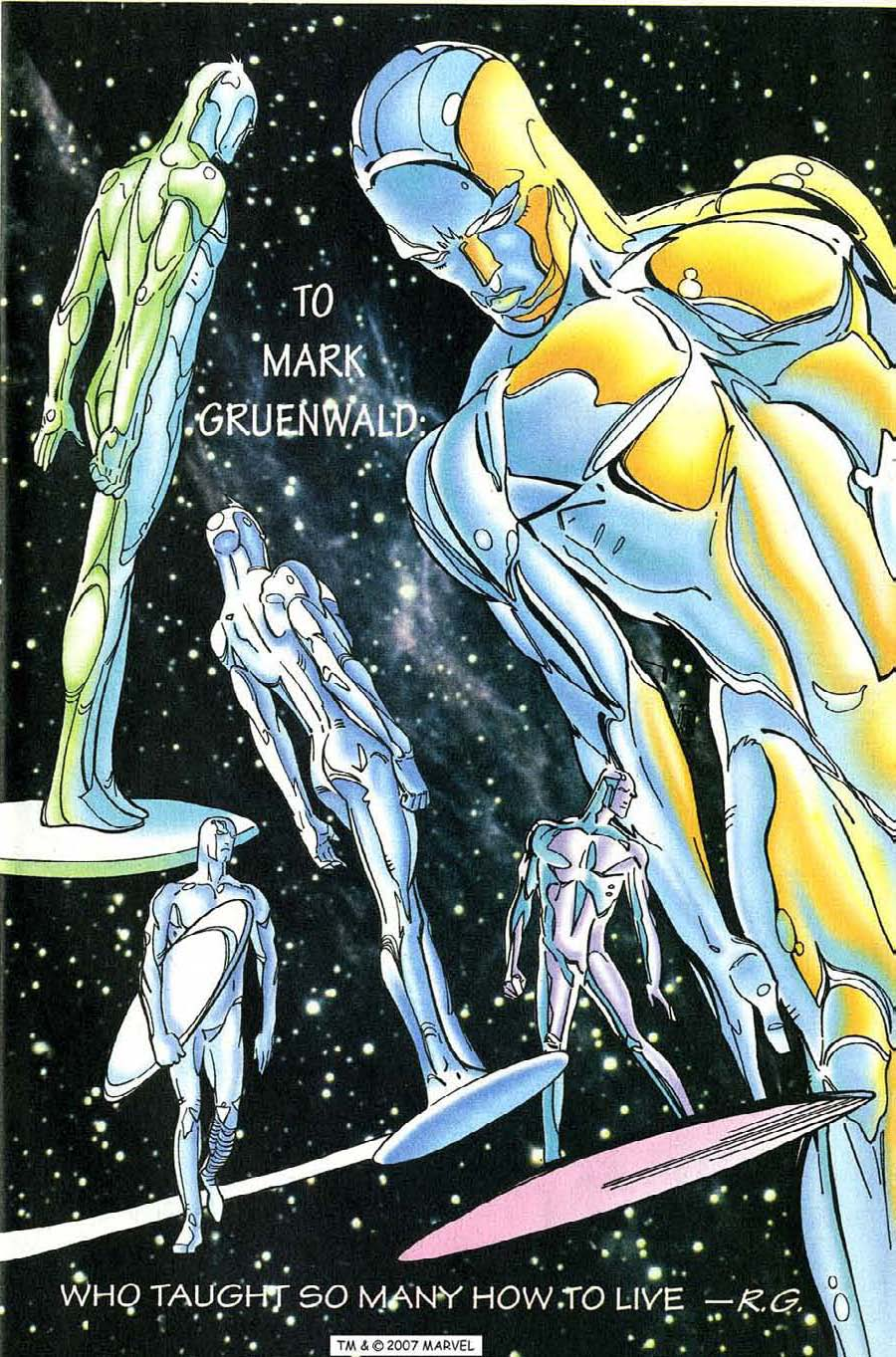 Read online Silver Surfer (1987) comic -  Issue #123 - 3