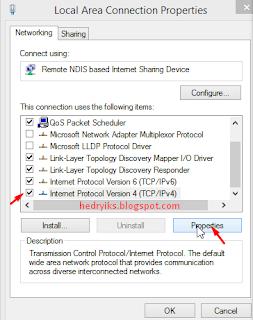 Cara Mengubah IP Address