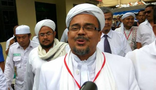 Astaga Sambut Reuni 212, Habib Rizieq Segera Kembali ke Indonesia