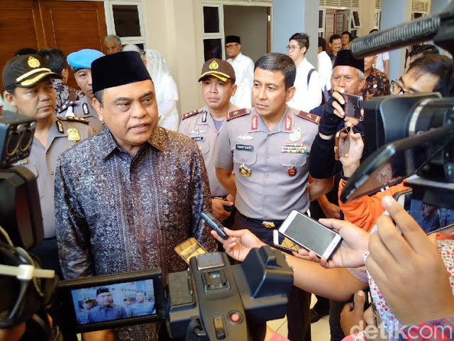 Dewan Masjid Indonesia: Politik Jangan Dibawa ke Masjid