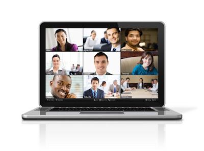 Hợp tác nhiều nơi trực tuyến với giải pháp hội nghị truyền hình