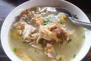 Kuliner Indonesia - Soto Gading