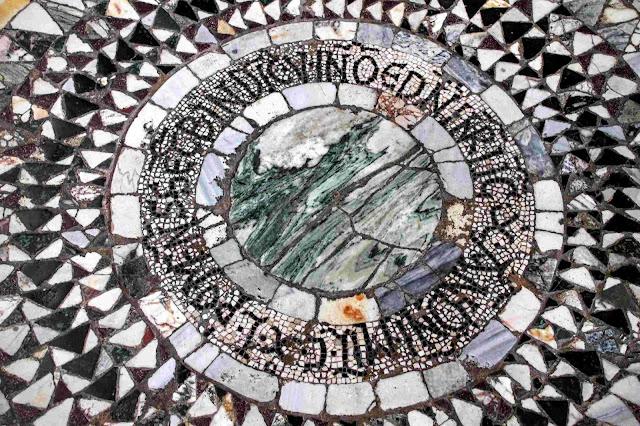 Mosaic, Santi Maria e Donato, Murano