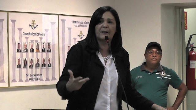 Olga Sena afirma: Cestas Básicas da secretária de Políticas Sociais estão sendo desviadas para promover pré candidaturas de vereadores em Goiana