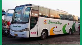 Agen, Rute, dan Tarif PO Bus Gapuraning Rahayu