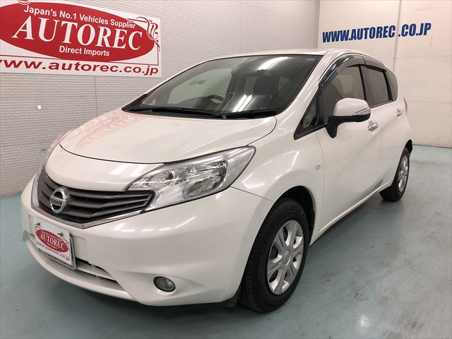 2013 Nissan Note For Kenya To Mombasa Japanese Vehicles To The World