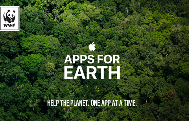 The GREEN MARKET ORACLE: Apple's Apps for Earth Initiative Raised