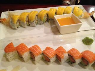 christopher stewart, eating fabulously, kumo sushi, NYC,
