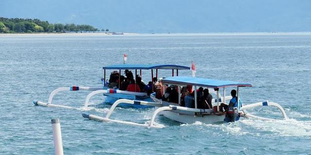 Sekotong, Surga Bahari di Barat Lombok