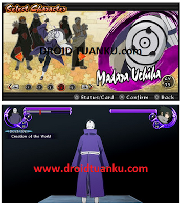 Download Mod Texture Uchiha Madara (White Mask)