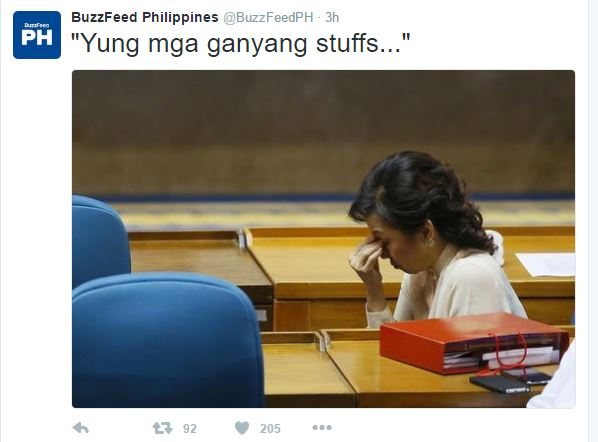 The sight of Former Pres Gloria Arroyo at the 17th Congress spawned viral memes