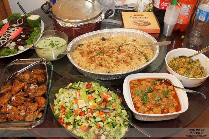 List Of Bengali Healthy Foods In Iftar