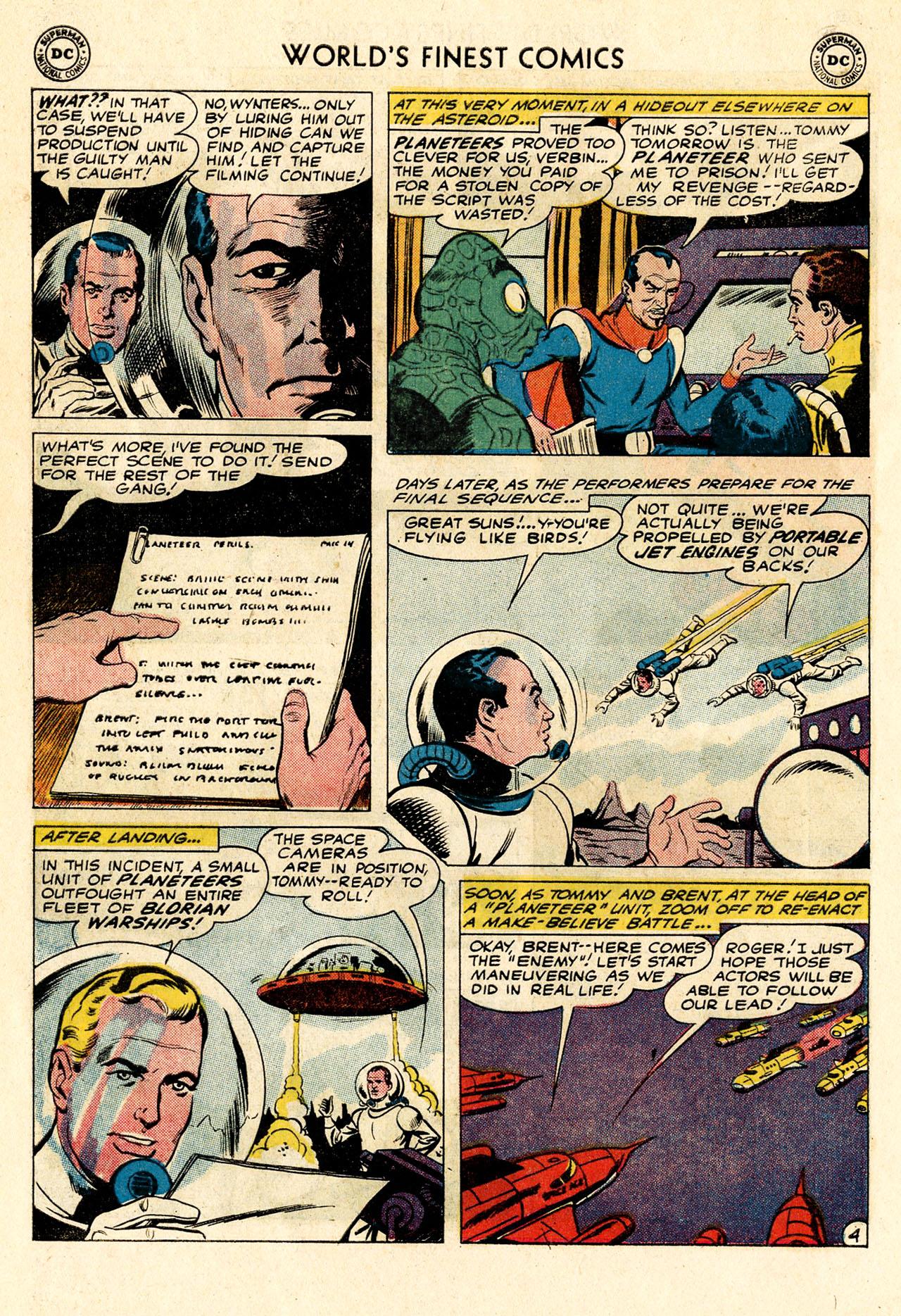 Read online World's Finest Comics comic -  Issue #107 - 22
