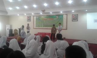 Seminar dari Pusat Informasi dan Konseling Remaja Jakarta Utara