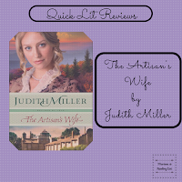 The Artisan's Wife by Judith Miller a quick lit review on Reading List
