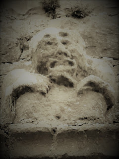 Sheela na gig, Taghmon Church
