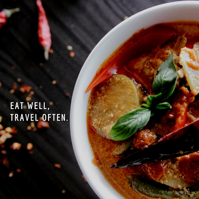food and travel quotes