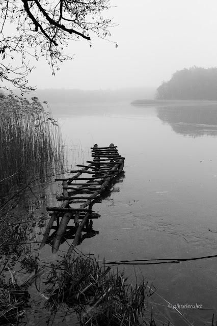 polska, jezioro, bory tucholskie, śpierewnik, krajobraz, landscapes, nature, water, lake,