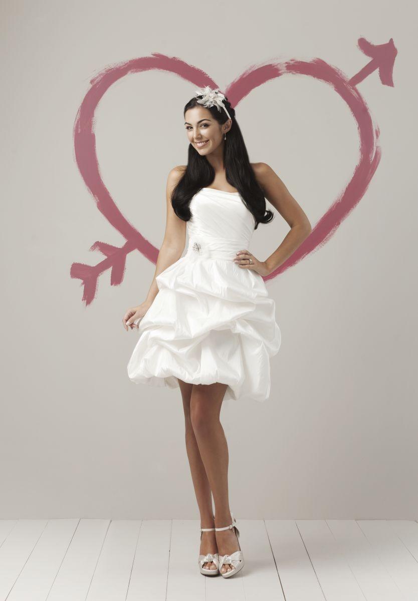 Coctail Wedding Dress