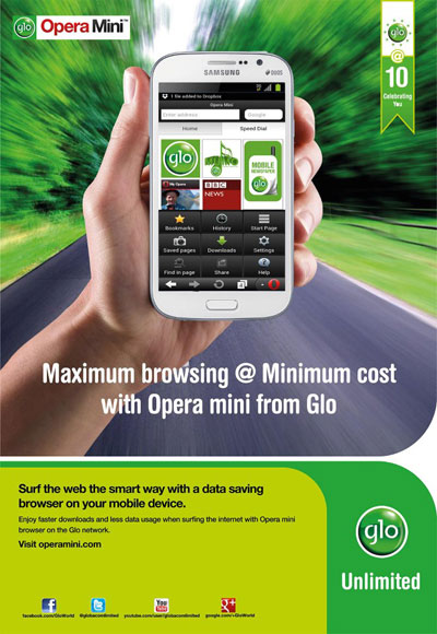Download Glo Opera Mini 7 Free – OgbongeBlog